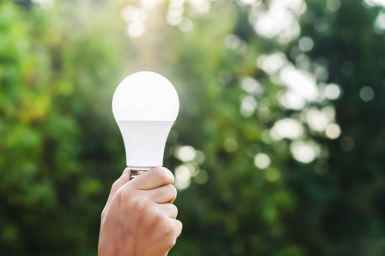 Smart lighting flicks switch on blockchain for extra savings