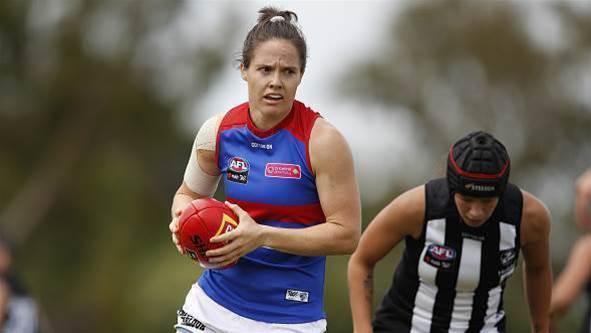 IWD: Emma Kearney Leads the Pack