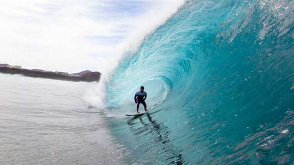 The Canary islands – Where a 6'0 will never be enough
