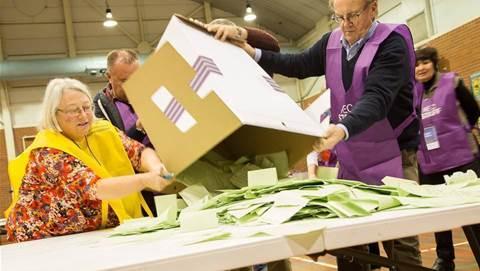 Govt bankrolls election systems rebuild