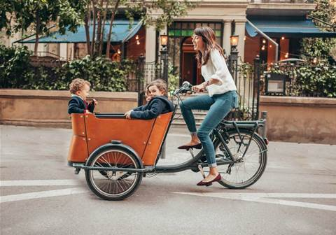 Germany, land of the car, develops taste for electric cargo bikes