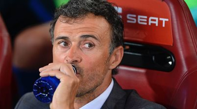 Luis Enrique tipped take charge of Spain