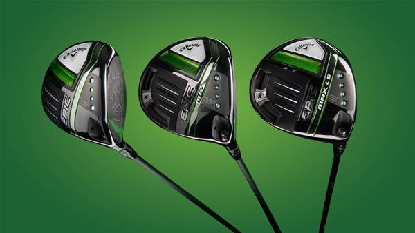 Callaway announces new Epic drivers and fairway