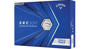 Callaway ERC Soft modified for distance, feel and control