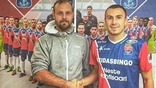 Aussie full-back joins Finnish club