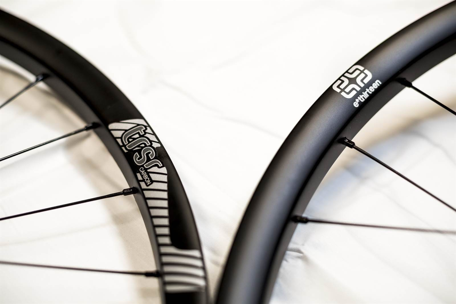 TESTED: E13 TRSr SL carbon wheels