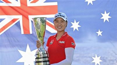 Minjee Lee a major champion
