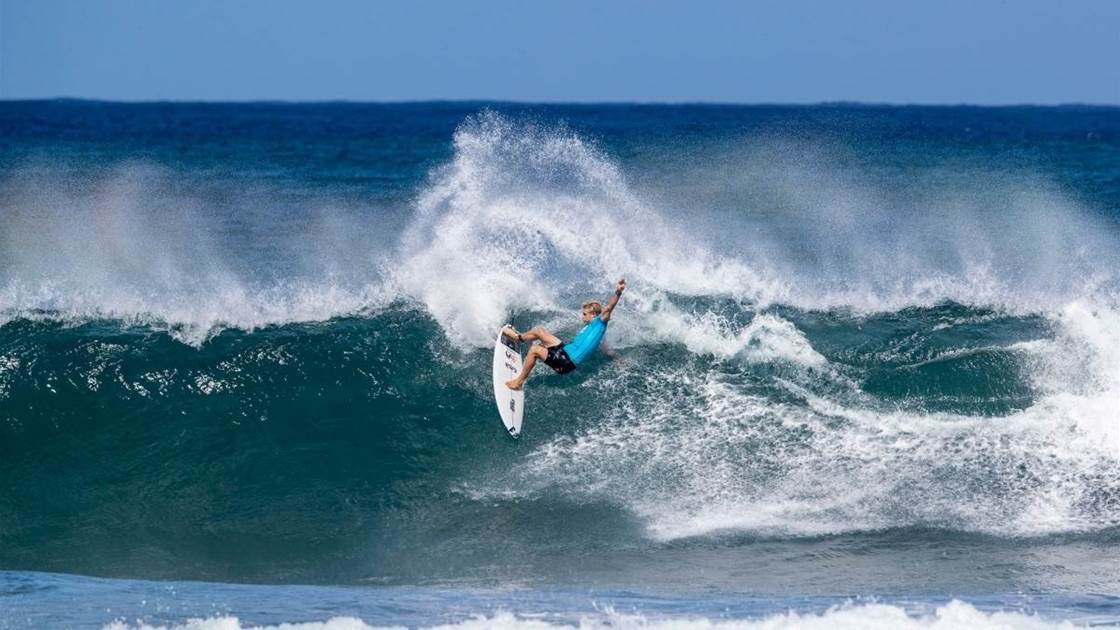 Seven Things We Learnt from the Hawaiian Pro