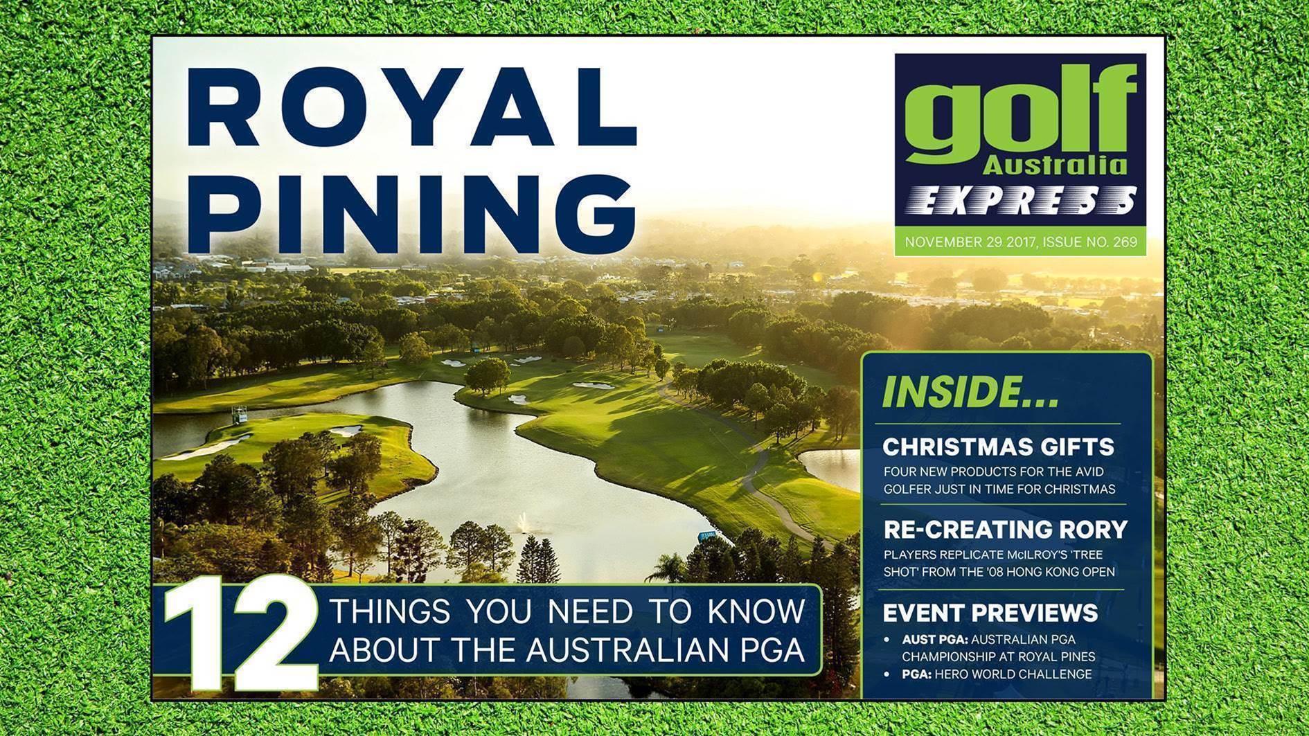 GA Express #269: Australian PGA Championship preview