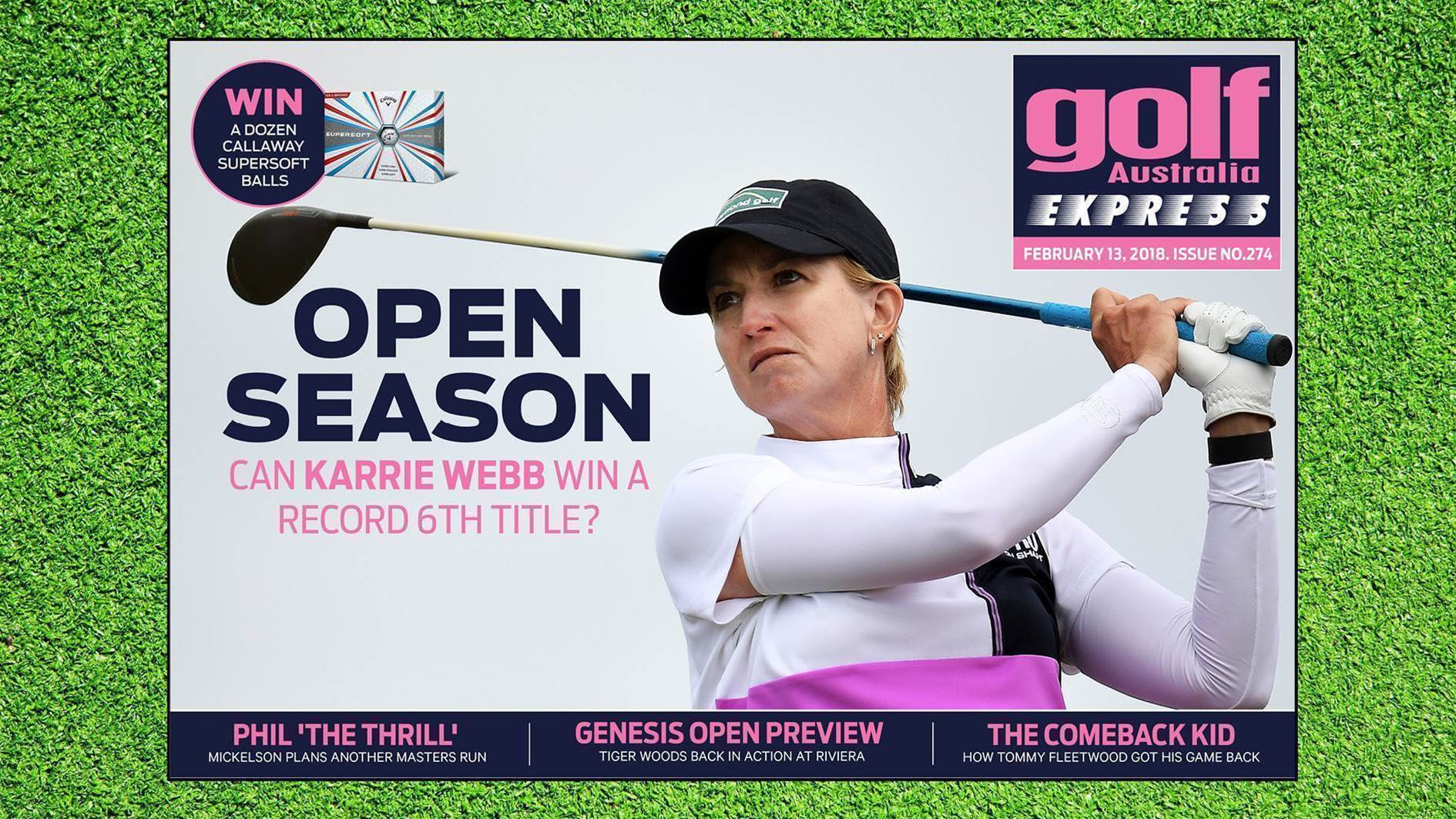 GA Express #274: Women's Australian Open Preview