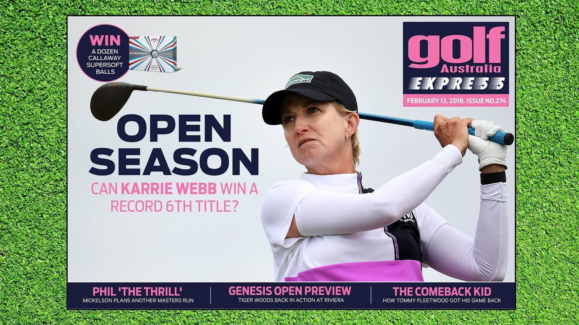 GA Express #274: Women's Australian Open Preview