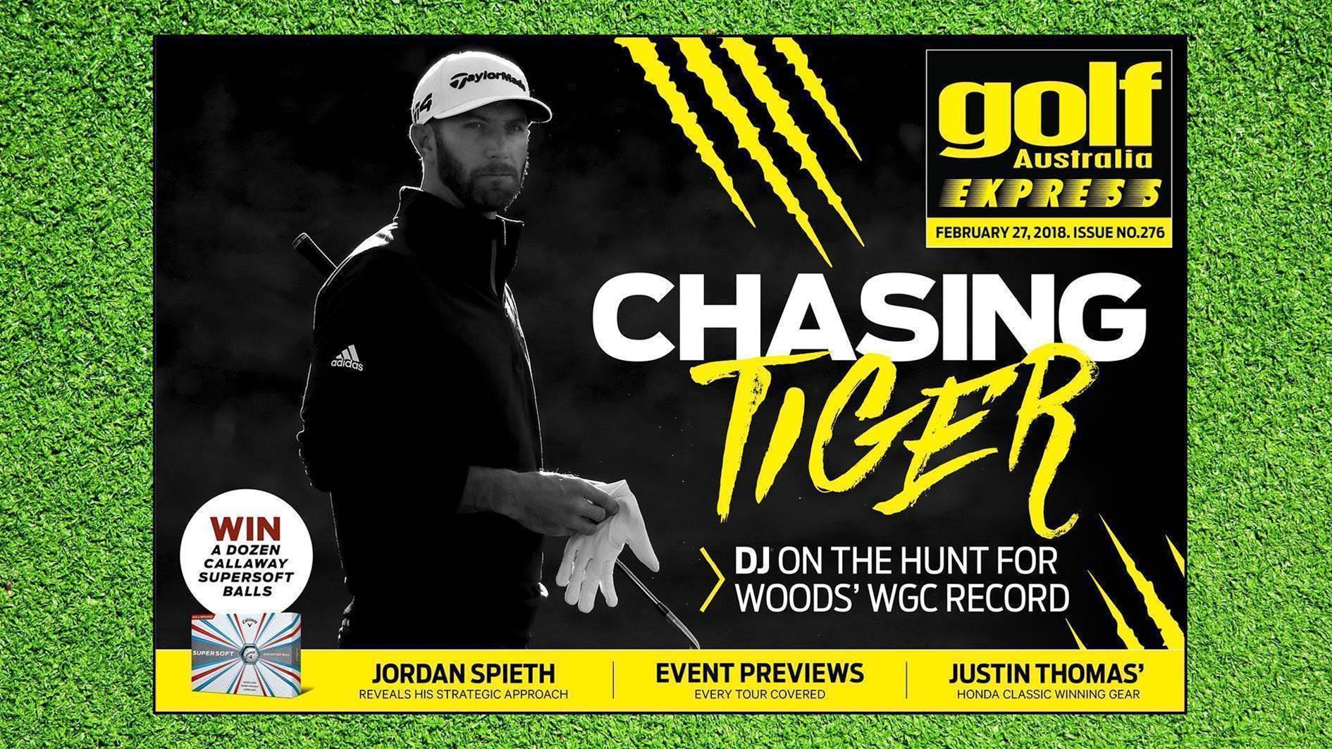 GA Express #276: Chasing Tiger