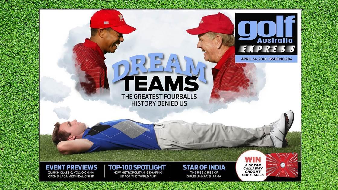 GA Express #284: Dream Teams