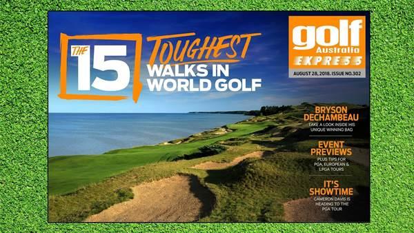 GA Express #302: The 15 toughest walks in world golf