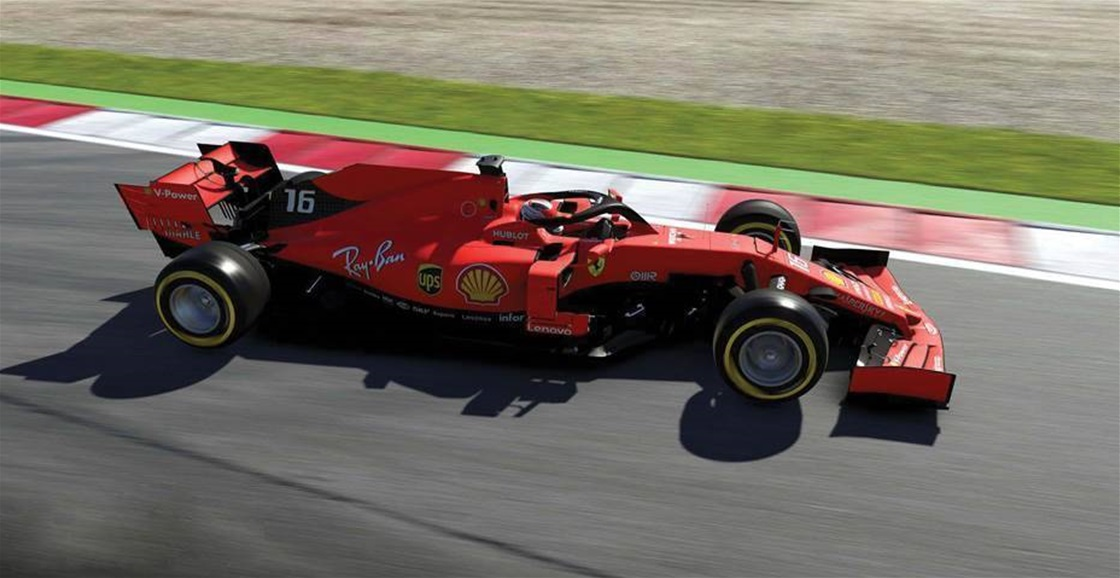 Playing Now: F1 2019