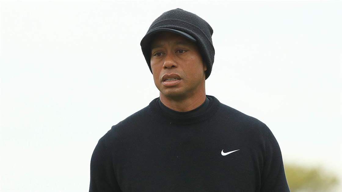 Faldo: Tiger can't win PGA