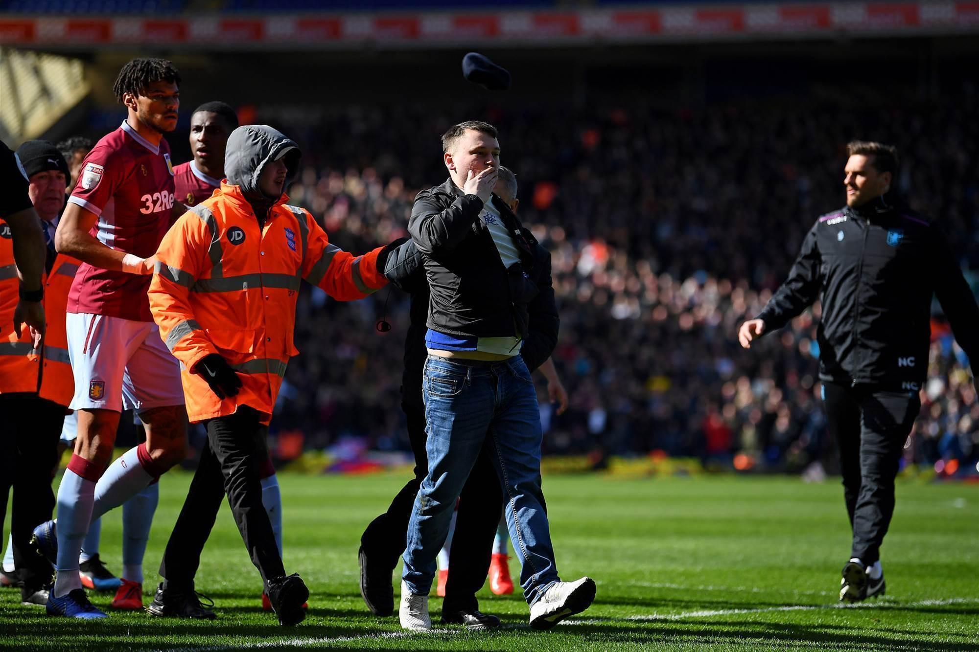 Birmingham City fan receives 14 weeks prison time