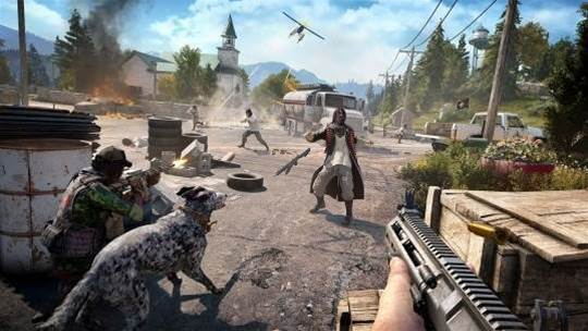 Review: Far Cry 5