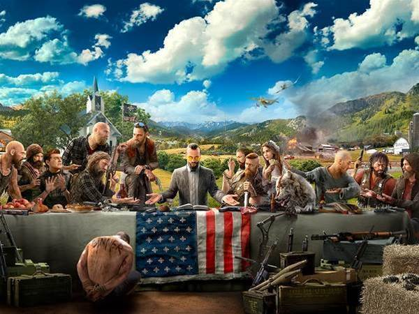 Corsair and Ubisoft join forces to light up Far Cry 5