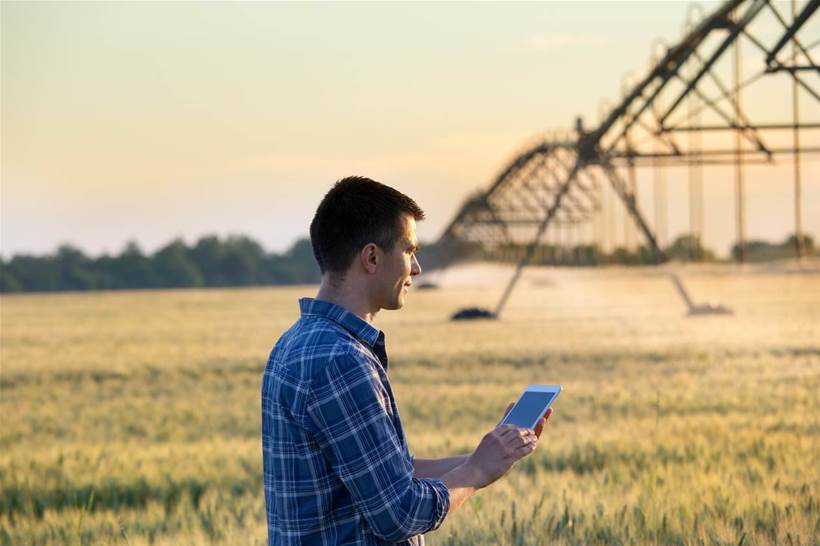Farms create lots of data, but farmers don't control where it ends up and who can use it