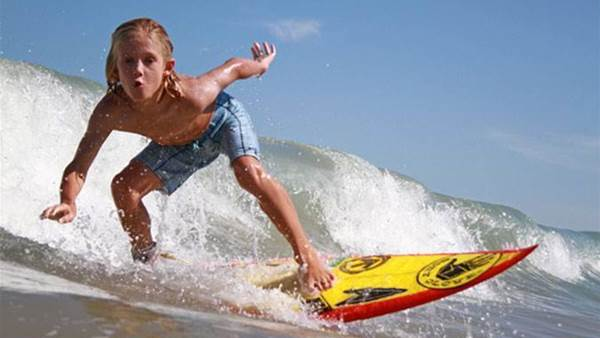 Give the Grom a Board