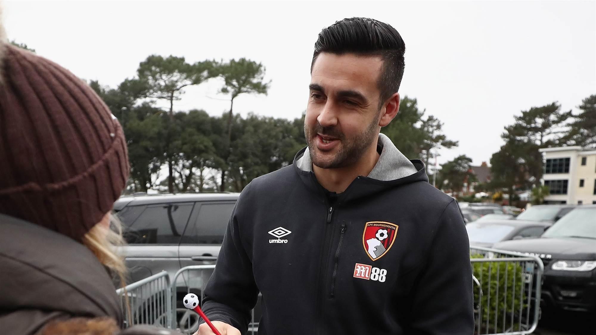 Federici seeking a fresh start at Stoke