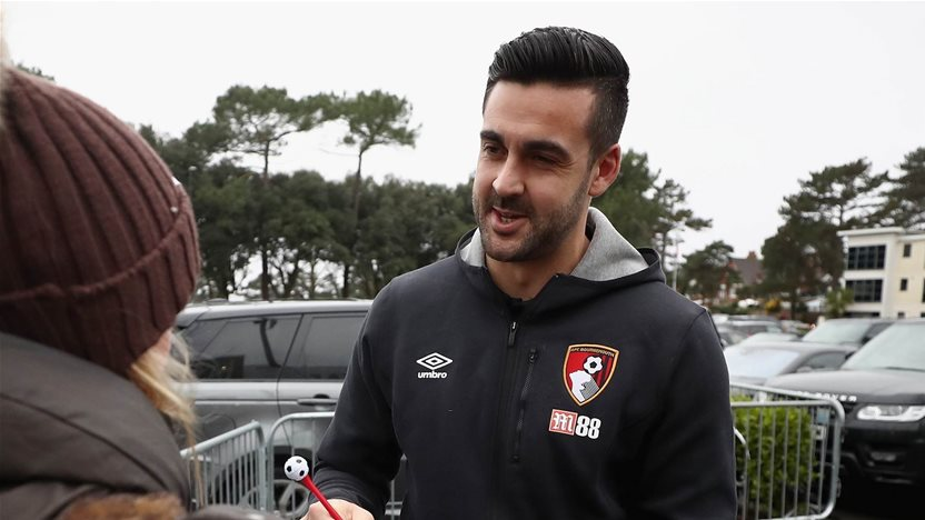 Federici seeking a fresh start at Stoke