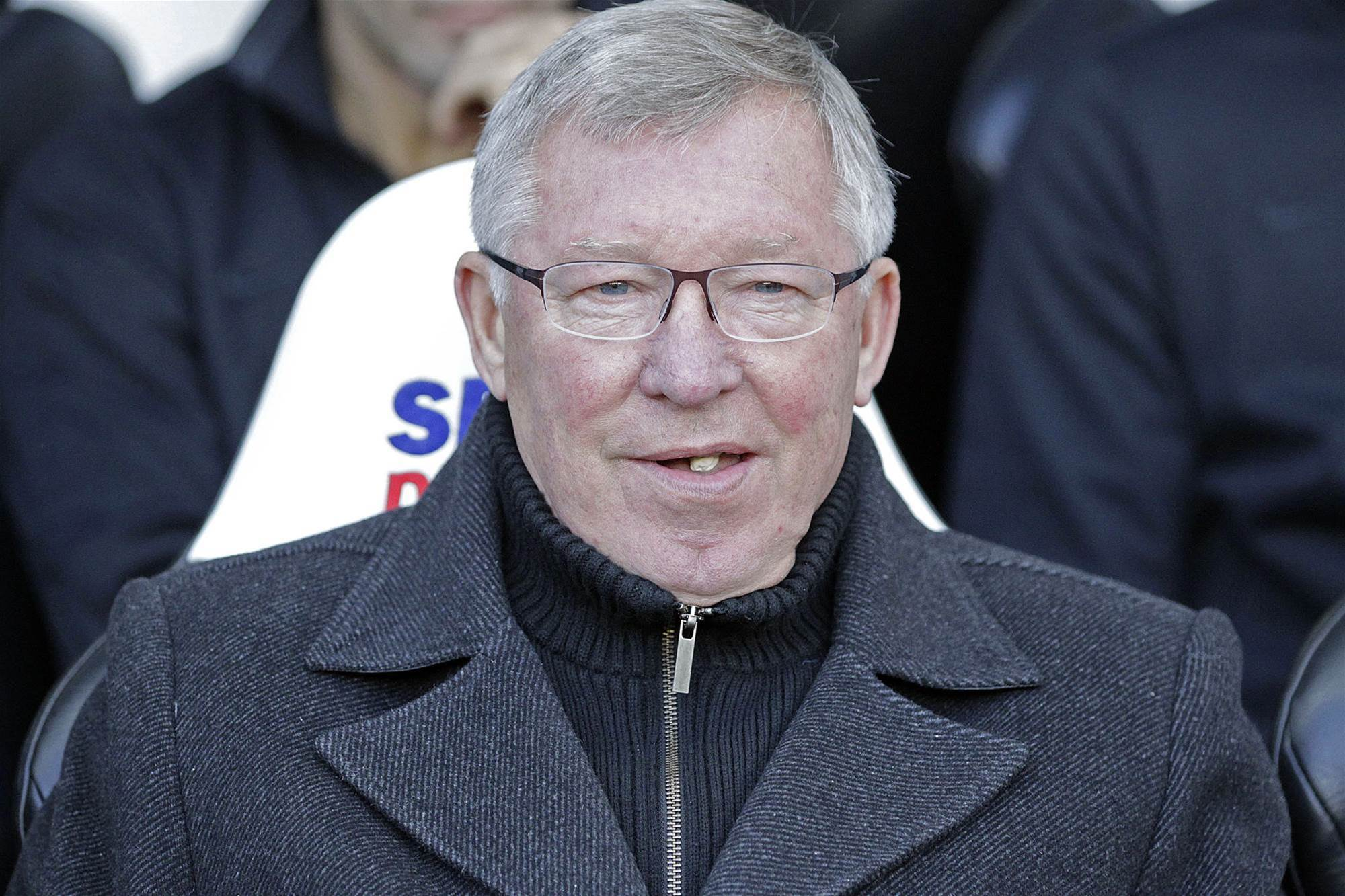 Sir Alex Ferguson's final chewing gum as manager sold for $720,000