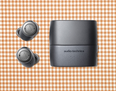 win a pair of in-ear headphones from audio-technica
