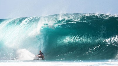 Fanning's Roll-In and Fade To World Title At Pipe