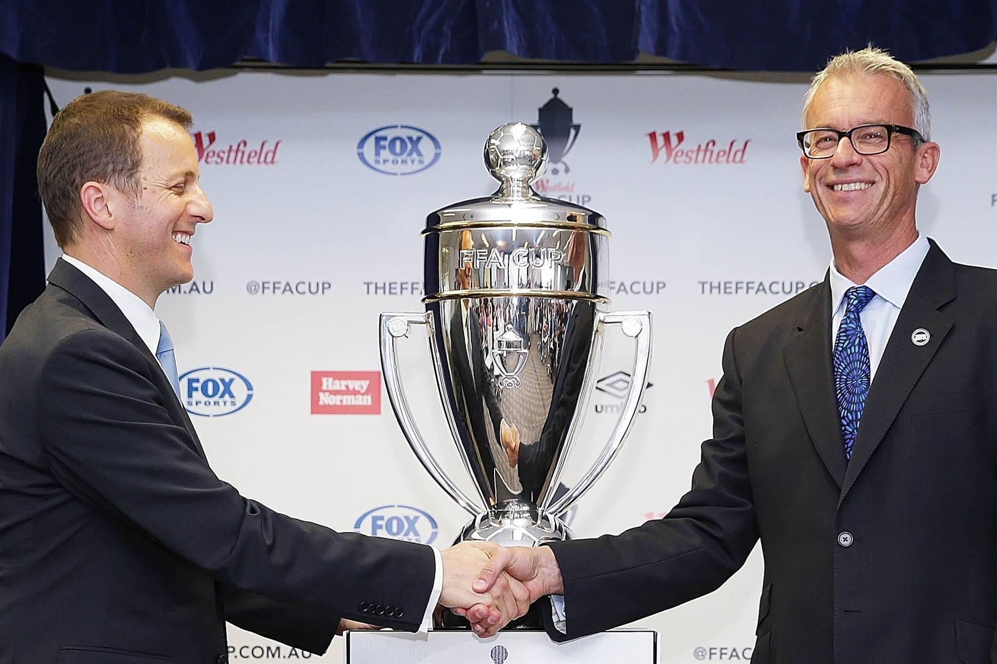 Westfield steps down as FFA Cup sponsor