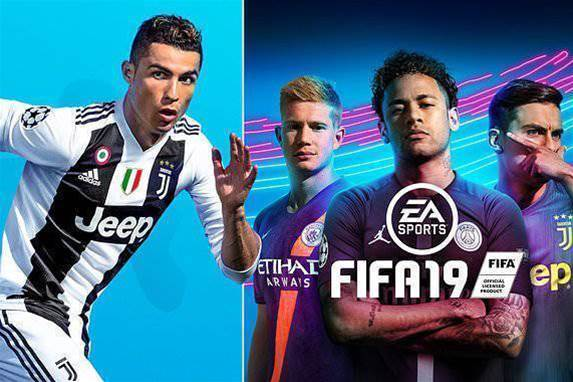 Cristiano Ronaldo removed as FIFA 19 cover star