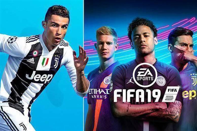Cristiano Ronaldo removed as FIFA 19 cover star