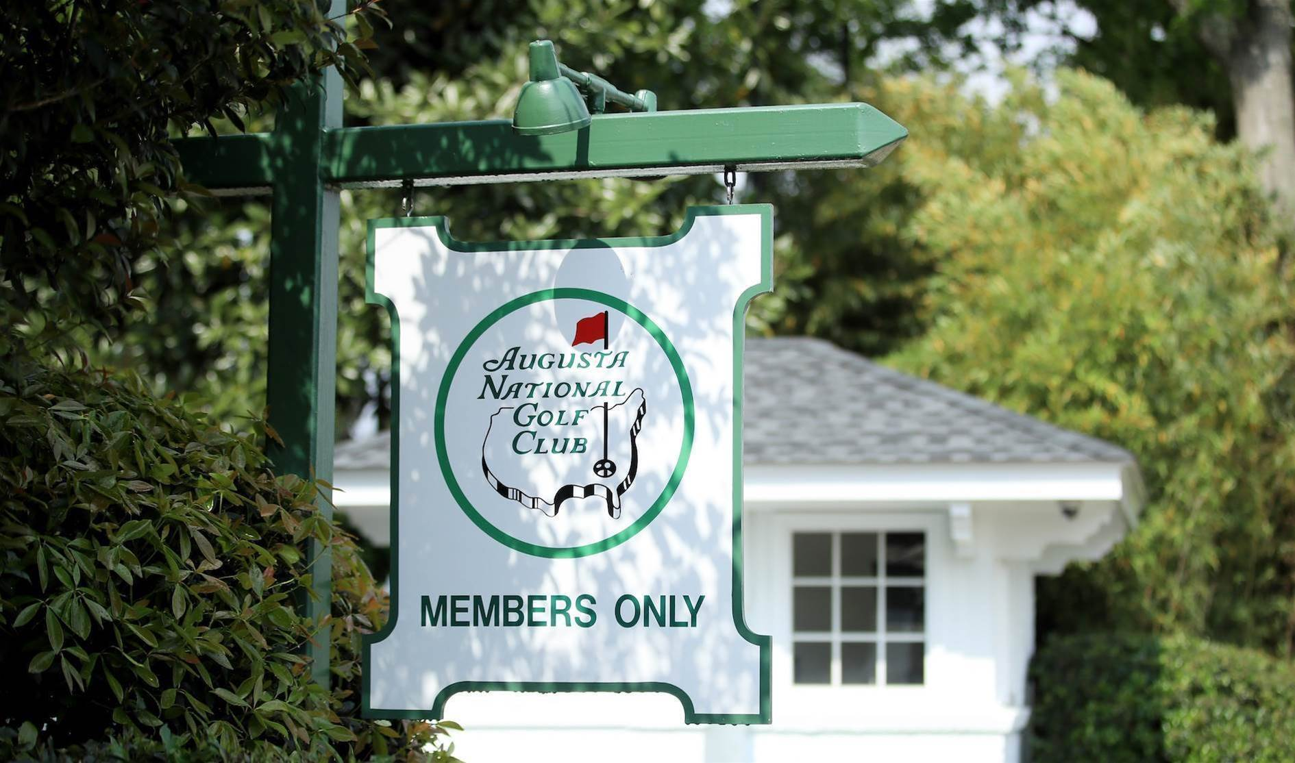 Augusta National's first impression