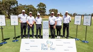 PGA of Australia launches First Tee of Australia