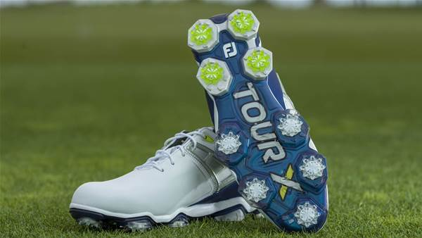 FootJoy's new X factor