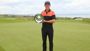 Forrest claims first win in Scottish drought-breaker