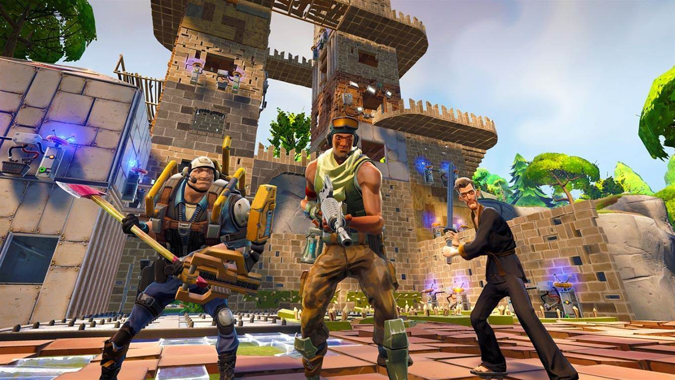 Fortnite now has lots of players thanks to Battle Royale mode