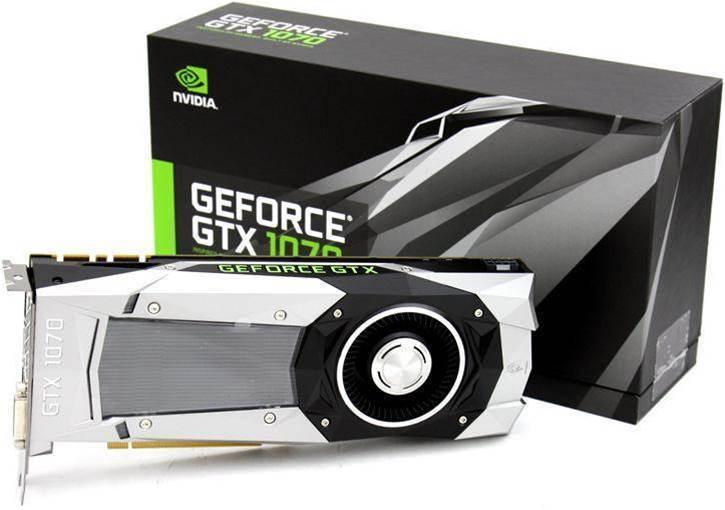 REVIEW: Nvidia GTX 1070 Ti