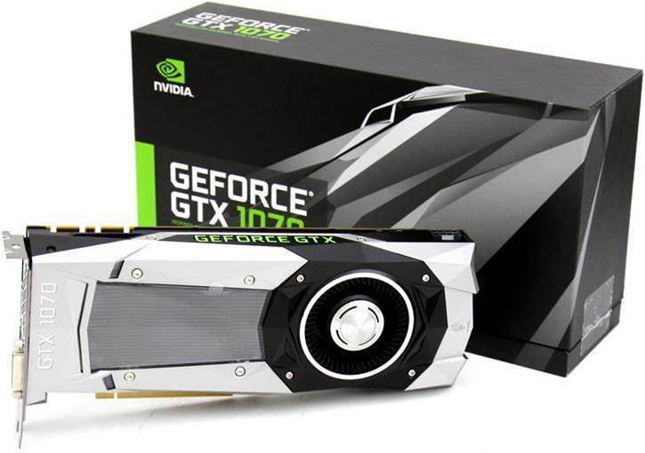 REVIEW: Nvidia GTX 1070 Ti