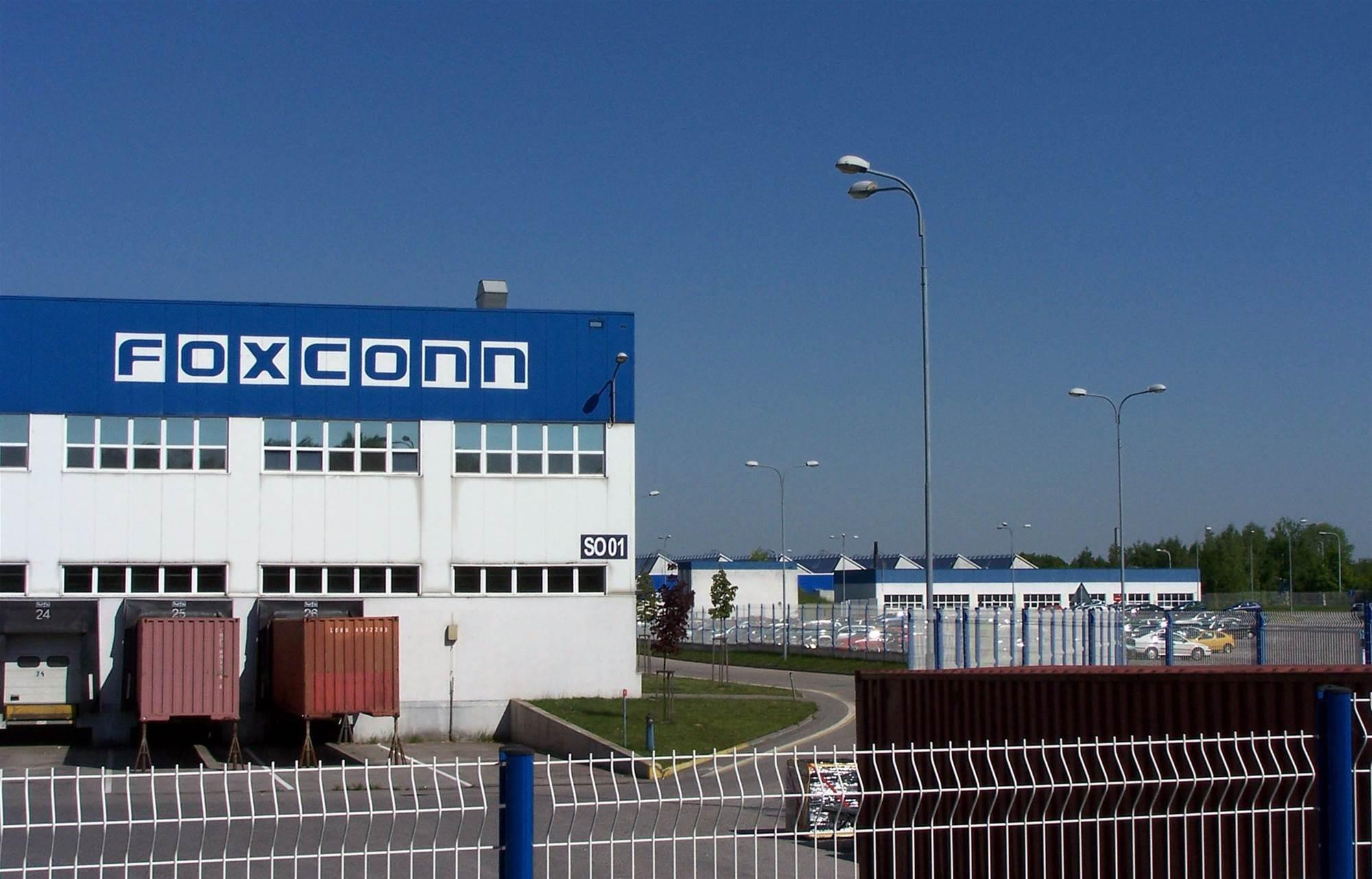 Foxconn buys Belkin for $1bn