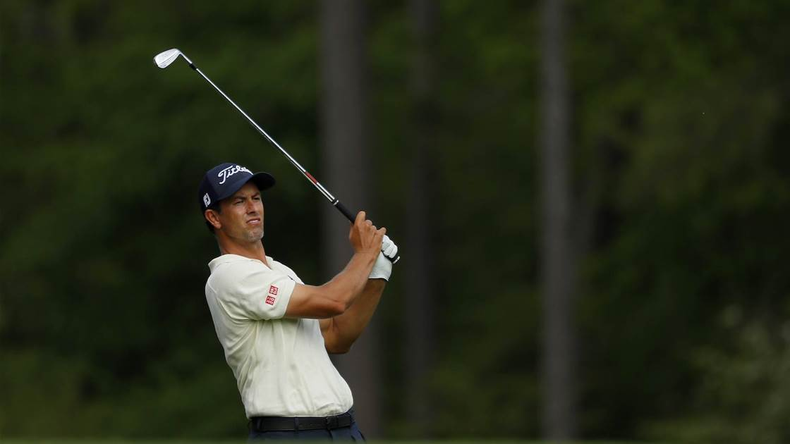 Scott and Day in five way tie for Masters lead