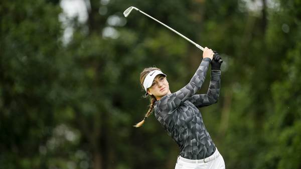 US Women's Amateur: Defending champion Ruffels through to final