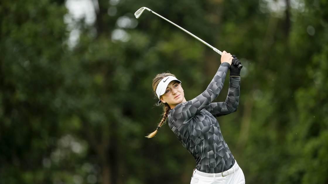 US Women's Amateur: Defending champion Ruffels through to final
