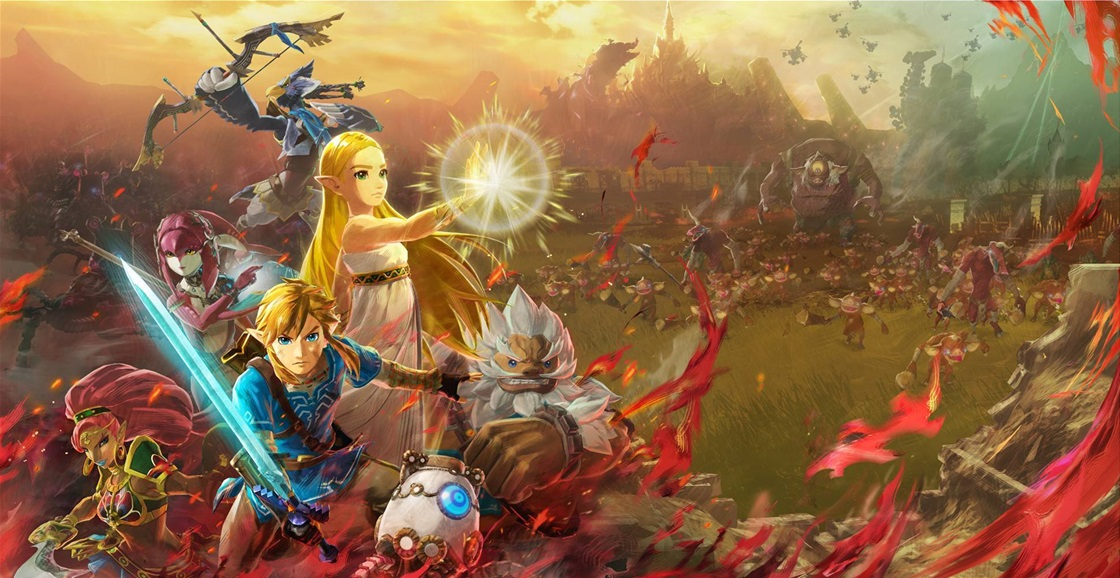 Playing Now: Hyrule Warriors: Age of Calamity