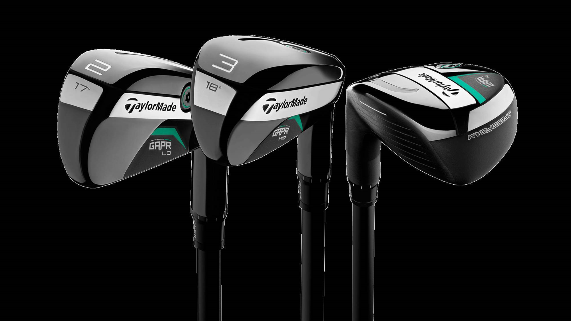 TaylorMade's GAPR to fill setup gaps