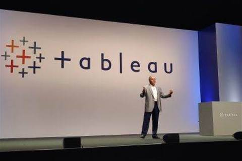 Salesforce to buy Tableau for US$15.7 billion