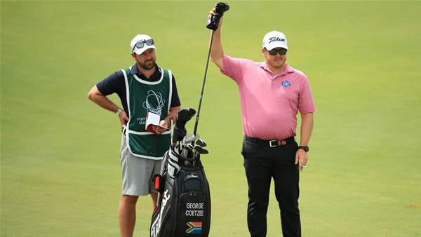 Winner's Bag: George Coetzee – Portugal Masters