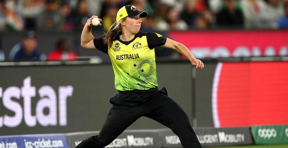 Meet Georgia Wareham, Aussie Cricketer