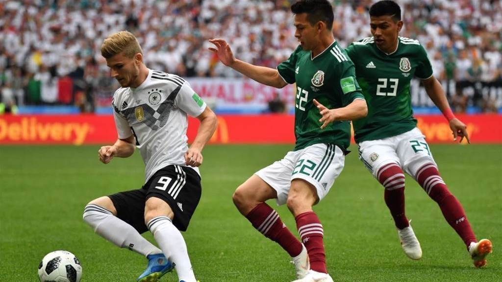 Germany v Mexico player ratings